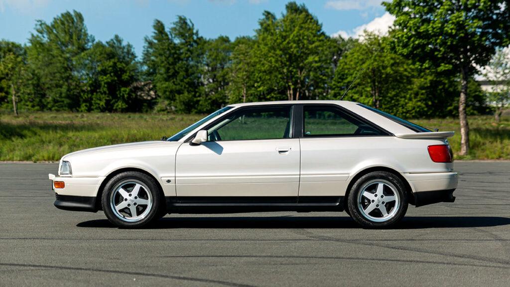 Audi Coupe quattro S2 original